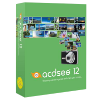 ACDSee Photo Manager 12 Educational/Government Full Versions