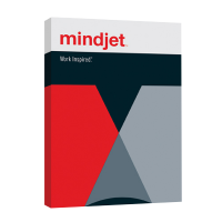 Mindjet MindManager Enterprise Subscription License, incl. Win 2018, Mac 10 and MM server editor license Band 10-49 (1 Year Subscription)