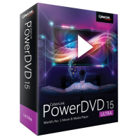 Cyberlink PowerDVD 15 Standard