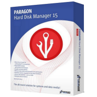 Paragon Hard Disk Manager 11 Server