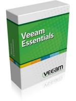 2 additional years of maintenance prepaid for Veeam Backup Essentials Standard 2 socket bundle for VMware