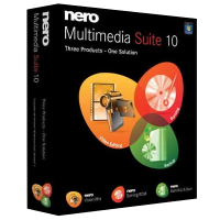Nero Multimedia Suite 10. Коробка