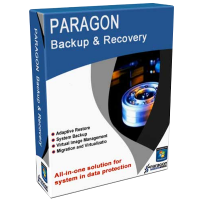 Paragon Backup & Recovery 10.0 Professional