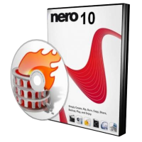 Nero 10 Standard Licenses. Электронная версия