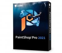 PaintShop Pro 2021 Corporate Edition License (2-4)