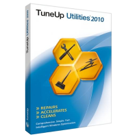 TuneUp Utilities 2010 Corporate License for up to 5 PCs
